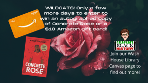 Win a copy of Concrete Rose